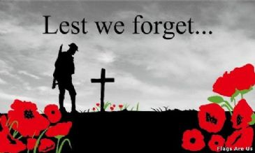 Lest We Forget  (Variant)